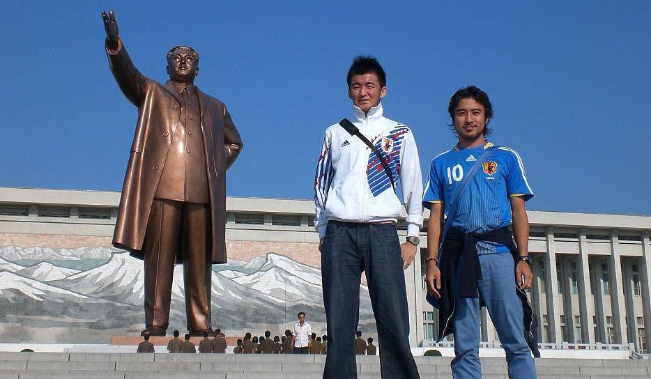 最も印象深いのは「北朝鮮への入国。そしてキム1号2号」 村上アシシとヨモケンで『世界一蹴の旅』総括