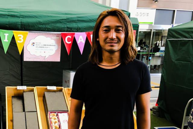V・ファーレン長崎OB、有光亮太さんの焼くワインケーキ【画像あり】